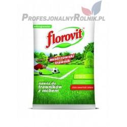 FLOROVIT DO TRAWNIKÓW 10 KG Z MCHEM (MISTRZOWSKI TRAWNIK )