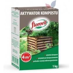 FLOROVIT AKTYWATOR KOMPOSTU 1KG