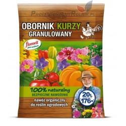 FLOROVIT DO OBORNIK GRAN.KURZY PRO NATURA GRAN.20L (14 KG)
