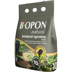 BIOPON KOMPOST OGRODOWY REVITA 10L
