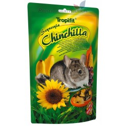 TROPICAL CHINCHILA POKARM DLA SZYNSZYLI 500 G (DOYPACK)