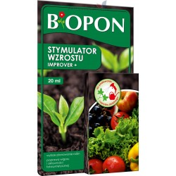 STYMULATOR WZROSTU IMPROVER 20ML BIOPON