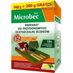 BROS MICROBEC BIO AKTYWATOR DO OCZYSZCZALNI 900G+300G GRATIS
