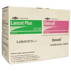 LANCET PLUS 125WG 1KG+DASSOIL 2,5L